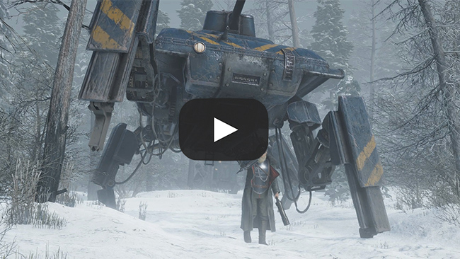 All Games Delta: Iron Harvest Gameplay Demo ~ RTS Set in the